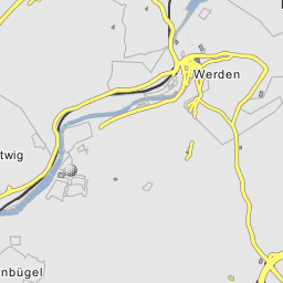 Niemiec essen mapa MICHELIN