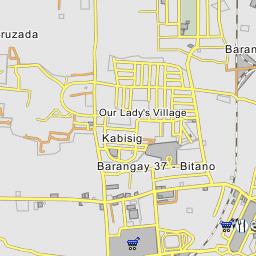 Bicol University Legazpi East Campus Legazpi City - Legazpi city map
