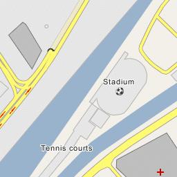 Tennis Courts Neuilly Sur Seine