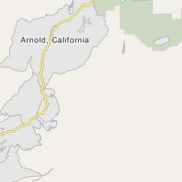 Arnold California Community Cdp Census Designated Place