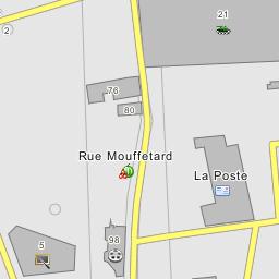 Rue Mouffetard  Paris