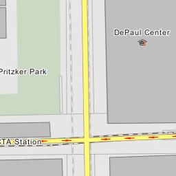 DePaul Center - Chicago, Illinois