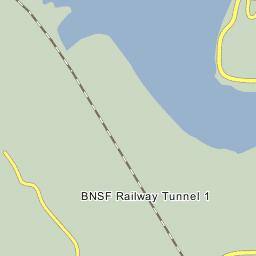 BNSF Railway Tunnel 1