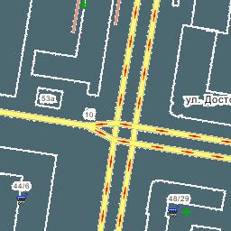 Ул Товарищеская, Казань — Почтовые индексы на карте